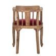 Wolfmöbel karfás szék, Tömör fa, Hibás