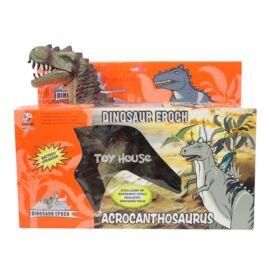 Dinoszaurusz Acochanthosauruselemes, világító dínó