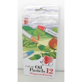 Ico olajpasztell kréta, 12 szín