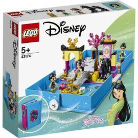Lego Disney Mulan mesekönyve