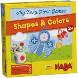 Legelsõ játékom - Formák és színek