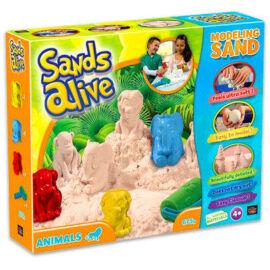 Sands Alive modellező homok 675g - Állatok