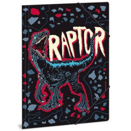 Raptor A4 gumis dosszié - Ars Una