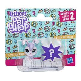 Littlest Pet Shop minifigura 2 db nyuszi
