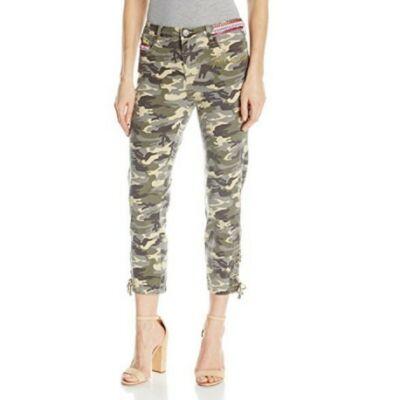 Alsó ruházat-Desigual női terepszínű nadrág d8b7d747bc