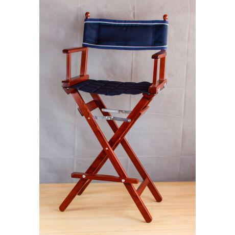 Sminkes szék, fa és textil
