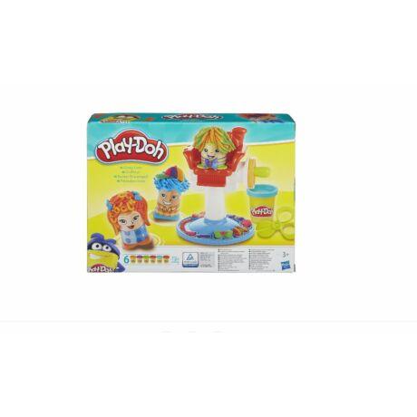 Play-Doh szokatlan fodrász szett