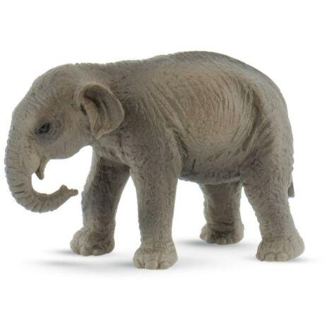 Bullyland Indiai elefántborjú játékfigura