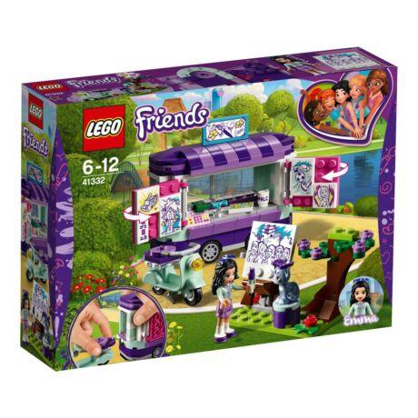 LEGO Friends - Emma mozgó galériája 41332