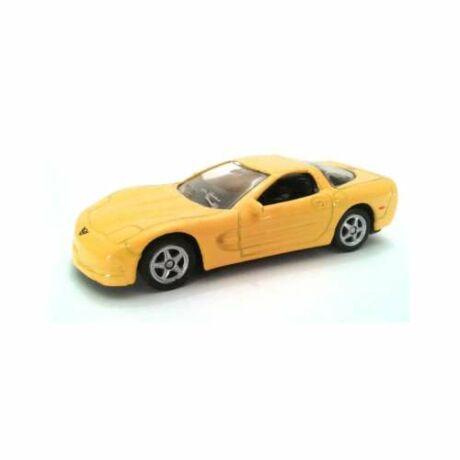 Welly Chevrolet Corvette 1999 kisautó 1:60
