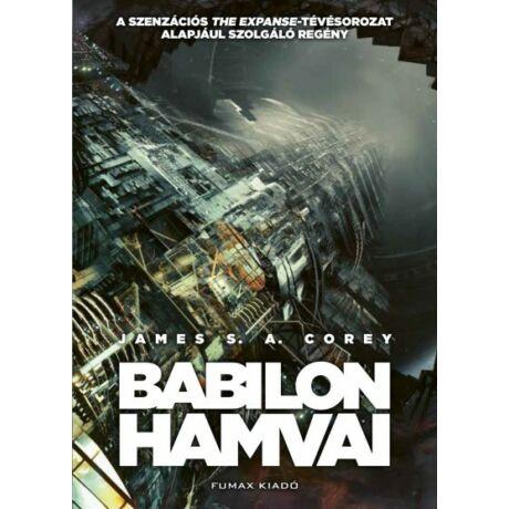 Babilon hamvai - Térség 6. Corey James S. A.