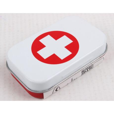 Fém gyógyszeres doboz
