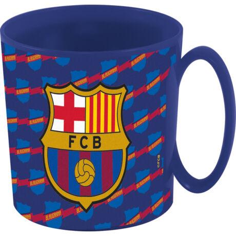 Műanyag bögre Barcelona mintával, 3,5 dl