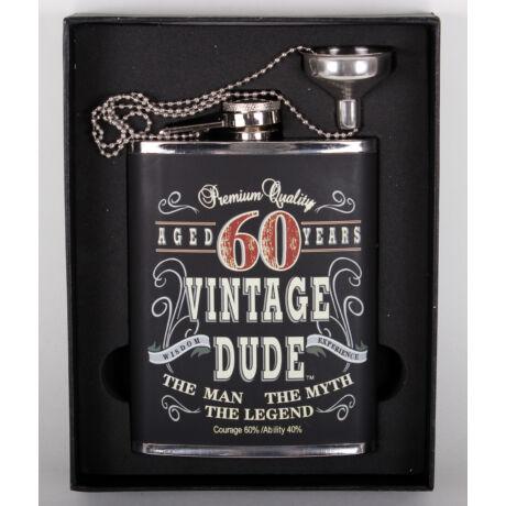 Vintage laposüveg , 60. évforduló