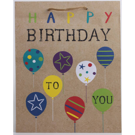 Happy Birthday lufis dísz tasak