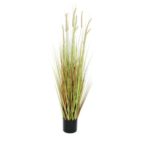Folyami fű, bokor műnövény 30cm