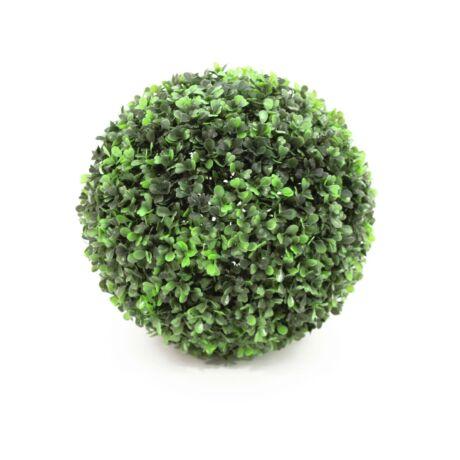 Levél gömb  műnövény 30cm