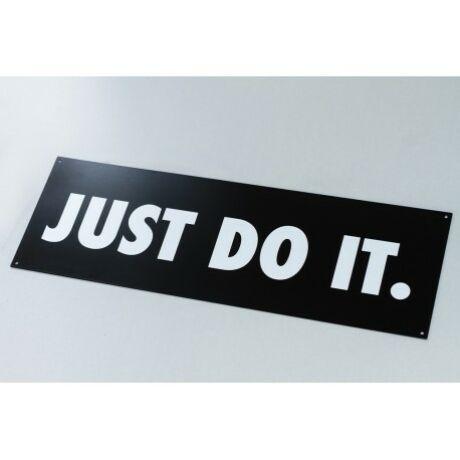 Just Do It tábla