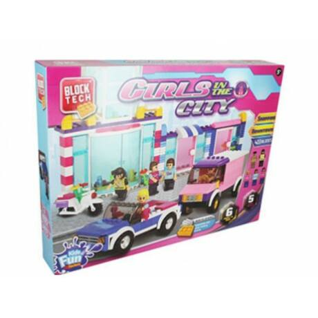 Block Tech - Girls In The City lego
