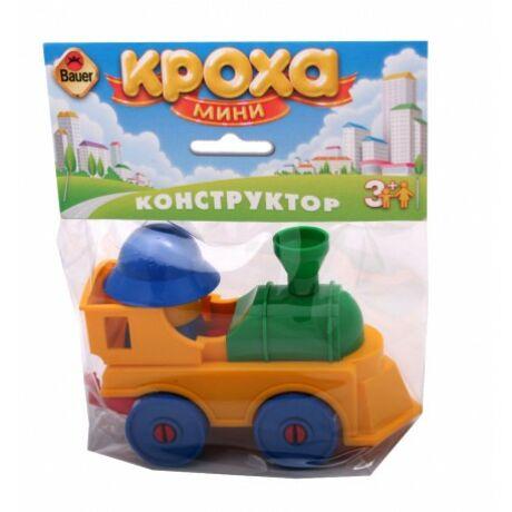Bauer építő vonat
