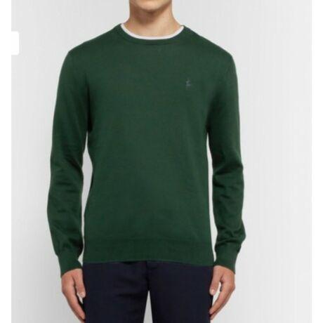 8082861ec9 Felsőruházat-Ralph Lauren Férfi vékony kötött pulóver, Zöld