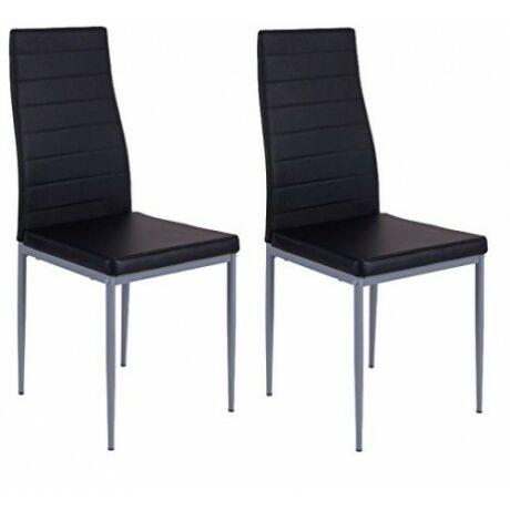 Pegazus szék 4db, Fekete és fehér