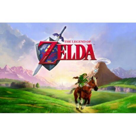 The Legends Of Zelda poszter