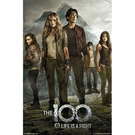 The 100 Poster Life Is A Fight poszter