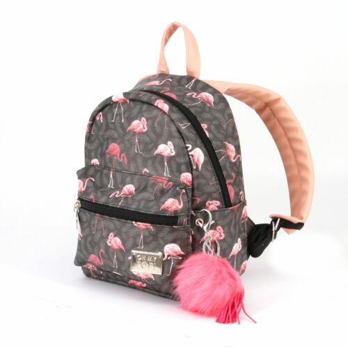 Flamingós hátizsák, Oh My Pop Flaminpop, 27X21X15cm