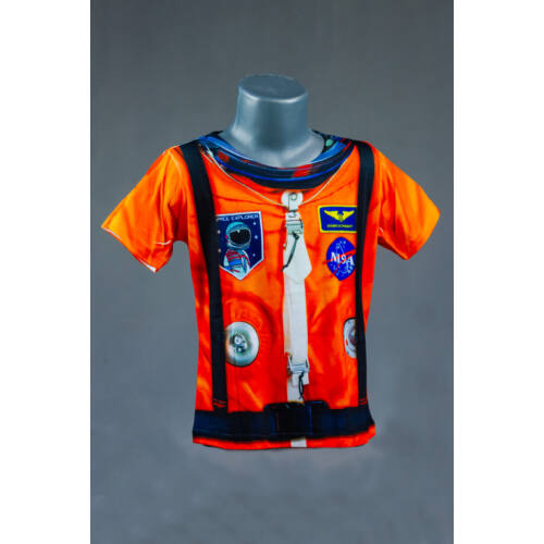 Astronaut Boy gyerek póló, jelmez