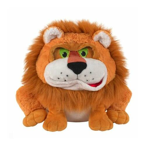 Óriás grimasz pajtik plüss oroszlán  30 cm