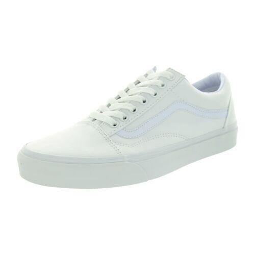 Vans Old Skool Skate unisex cipő, fehér