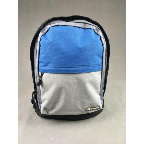 Bagmaster hátizsák kék-szürke