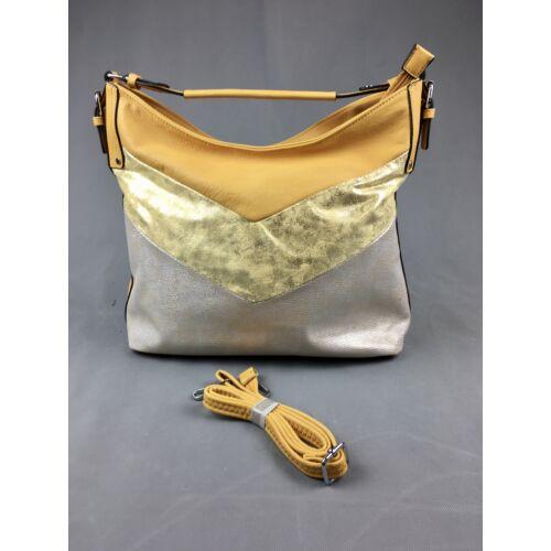 Aimax női táska sárga