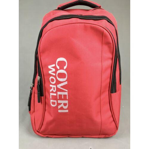 Coveri hátizsák piros