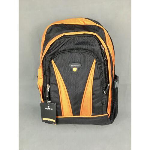 Aoking hátizsák narancssárga / fekete