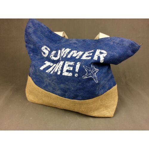 Summer Time farmer bevásárló táska