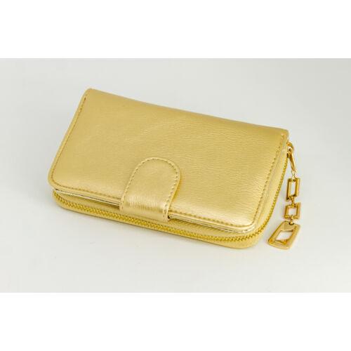 Aranyszínű pénztárca