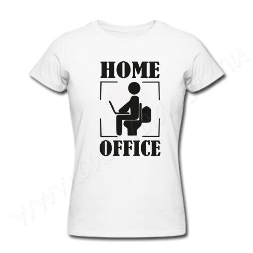 Egyedi feliratos vicces póló - Home Office
