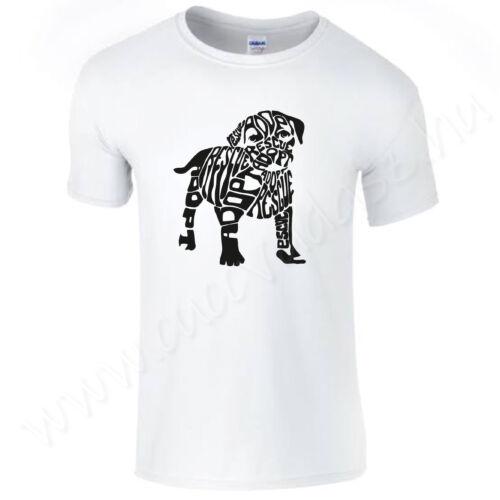 Egyedi feliratos vicces póló - Bullmastiff kutya