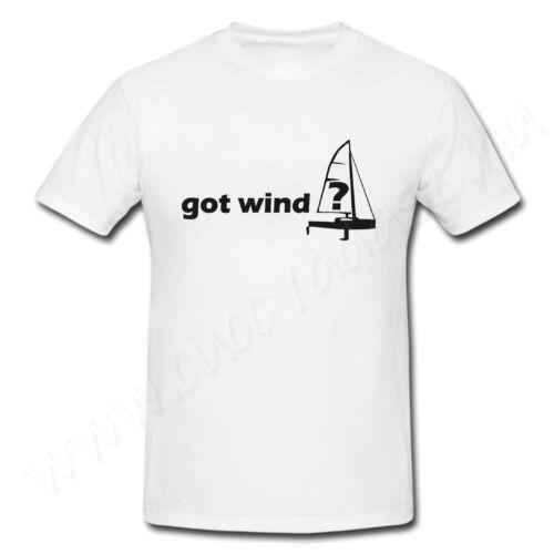 Egyedi feliratos póló  Vitorlás -Got wind hajós