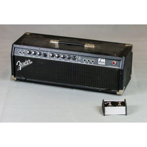 Fender FM 100H gitárerősítő fejegység
