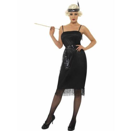 20' évek fekete ruha jelmez