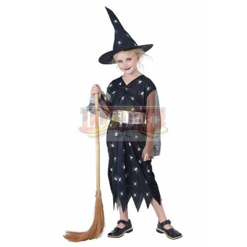 Gyerek boszorkány jelmez