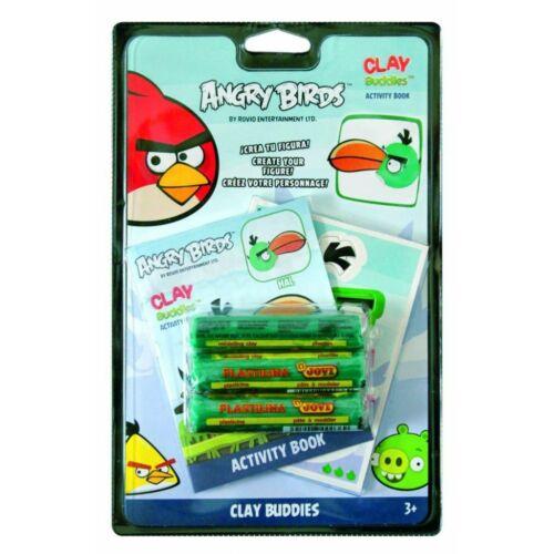 Angry Birds forma gyurma Buddies