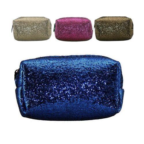 Tesoro csillámos pénztárca több színváltozatban