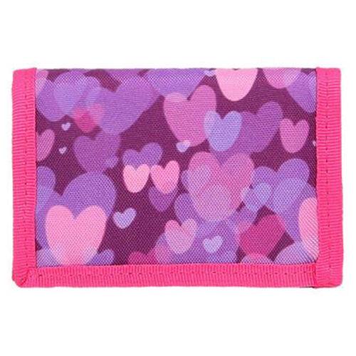 Spirit: Cosmo rózsaszín szív mintás pénztárca