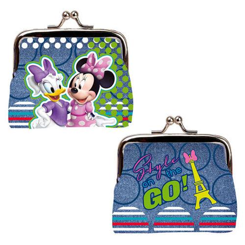 Minnie és Daisy klasszikus pénztárca