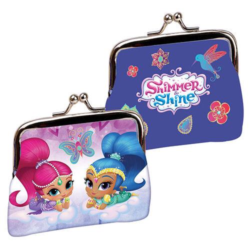 Shimmer és Shine pénztárca