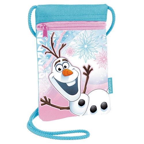 Jégvarázs Olaf nyakba akasztható pénztárca